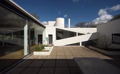 VILLA SAVOYE: Le Corbusier, France, 1928-31 (wakiiii) Tags: