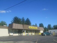 Dollar General (Random Retail) Tags: ny retail store supermarket former recycle reuse dollargeneral 2014 allagany