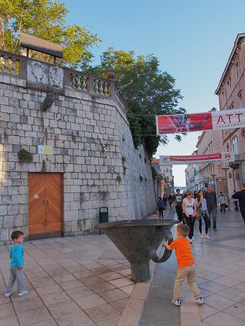 Split的商店街
