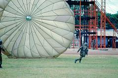ARVN Airborne School - Trại Hoàng Hoa Thám -  Trung tâm huấn luyện Nhảy dù của Sư Đoàn Nhảy Dù trên đường Hoàng Hoa Thám (Q. Tân Bình) (manhhai) Tags: other places vietnam airforce tansonnhutab arvnparatroopertraining