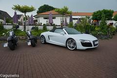 Audi R8 V10 Roadster (aguswiss1) Tags: germany mhnesee northrhinewestphalia audir8v10roadster