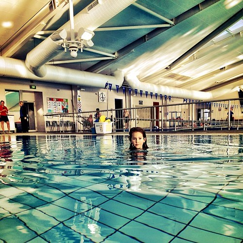 365/198 • DB is at kindergarten and Z picked swimming for her one on one time. Haven't been to the pool with her for way too long • #2014_ig_198 #6yo #pool #winter #water #hastings #qt #morningtonpeninsula