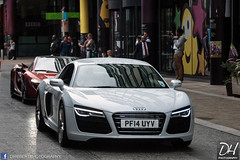 Audi R8 Need For Speed Convoy by Supercar Driver (DHibbertPhotography) Tags: car sport speed manchester for amazing fast super need hyper audi r8
