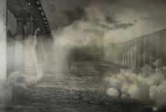 un homme dans la brume (laboratoire de l'hydre) Tags: truthandillusion