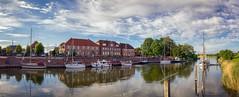 Hooksiel old harbour