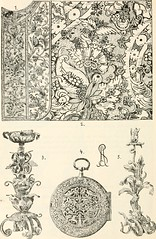 "Image from page 489 of ""Styles of ornament, exhibited in designs, and arranged in historical order, with descriptive text. A handbook for architects, designers, painters, sculptors, wood-carvers, chasers, modellers, cabinet-makers and artistic locksmiths"