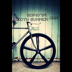 20140719 OZOTW SUMMER JAM ~ SET OUT !!  TIME: 2014/07/19 (SAT) PM 2:00  AVENUE : OZOTW FIXEDGEAR SHOP  DRESS CODE: SUMMER REFRESHMENT  MUST HAVE: WATER, COOL, GIRLS, RIDERS, SUN,  FUN,  HELMET, BRAKE, SAFE, PARENTS (UNDER 18 YEARS OLD) PEOPLE ~AND YOU GUY (OZOTW) Tags: green bicycle shop square 50mm cycling aluminum asia track raw meetup taiwan gear fork tire cap squareformat ag frame singlespeed fixed taichung fixie fixedgear gt carbon custom velodrome slope pursuit mash sanmarco skid lug ozo 2014 aff1 aff2 aff3 chainlock bottombracket 4130 cinelli 700c madeintaiwan 2013 6066 steelbike chromoly 46t completebike kingheadset tricktrack carbonrim bullhornbar barspinable iphoneography ozotw srams80 wwwozotwcom 4130steel slopeframeset instagramapp uploaded:by=instagram tpuvelcrotoestrap eurobottombracket 40mmdeeprim affframeset ospoke