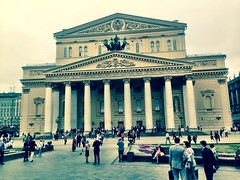 Bolsjoj Theatre!