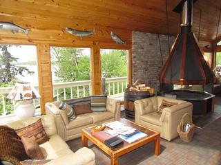 Alaska Luxury Fly-Out Fishing Lodge 6