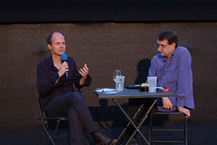 "Stefan Grissemann und Alex Horwath • <a style=""font-size:0.8em;"" href=""http://www.flickr.com/photos/39658218@N03/14659979792/"" target=""_blank"">View on Flickr</a>"
