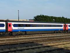 41113 Derby 160713 (Dan86401) Tags: coach br carriage emt derby firstclass tfd hst mk3 mark3 brel highspeedtrain 41113 eastmidlandstrains trailerfirst gh1g trailerfirstwithdisabledaccess