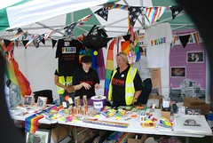 "Pride Stall Looking good at Plymouth Pride 2014 • <a style=""font-size:0.8em;"" href=""http://www.flickr.com/photos/66700933@N06/14694044827/"" target=""_blank"">View on Flickr</a>"