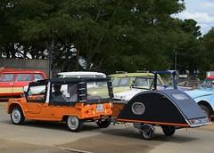 338 (Kopie) (azu250) Tags: france citroen mans le matching trailer bugatti circuit 2014 mehari eurocitro
