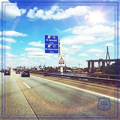 On the way in the north.   #kiraton #instaweather #weather #wx  #hamburg #deutschland #day #summer #de #roadtrip #instnice #instaplace #iggood #igtravel #instatravel