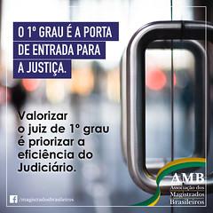 (jornalismoamb) Tags: grau dos primeiro amb brasileiros magistrados associao