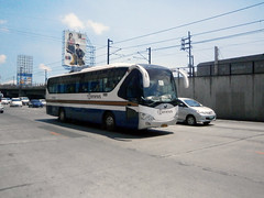 GENESIS TRANSPORT SERVICE INC (MrRoadtrip_Researcher818) Tags: bus philippines terminal manila don province bosco pampanga bataan dau