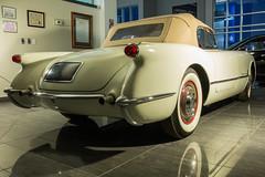 1954 Chevrolet Corvette Convertible (Damien Mustaphi) Tags: auto calgary classic chevrolet car canon vet convertible 1954 chevy alberta precious 5d collectible value corvette 54 vette chev mark3 asset markiii jackcarter