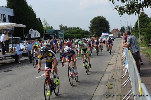 Juniores Geel Stelen  (438)