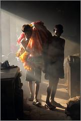 dhobis, mumbai (nevil zaveri (thank U for 15M views:)) Tags: light portrait people sunlight india man men work photography photo photographer photos smoke traditional stock images pack photographs laundry photograph heat bombay destination maharashtra tradition cloth bundle mumbai zaveri saree carry slum stockimages peopleatwork ghat nevil dhobi clothe dhobighat nevilzaveri
