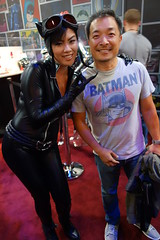 SDCC 2014 A Preview - 11 (Cutterin) Tags: dc san comic cosplay diego catwoman con 2014 jimlee dcbooth cutterin sdcc2014 sandiegocomiccon2014