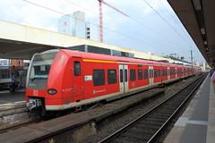 DB BR 424 der S-Bahn Hannover (Vitalis Fotopage) Tags: railroad germany deutschland br