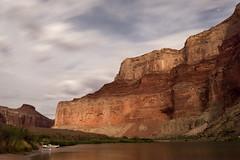 (CasualCapture) Tags: longexposure vacation arizona people night grandcanyon coloradoriver