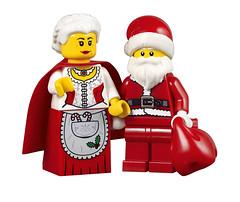 10245 Santa's Workshop (11) (The Brothers Brick) Tags: santa christmas news set reindeer holidays lego workshop 2014