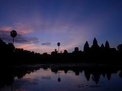 Sunrise at Angkor Wat - 009