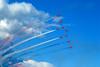 "Red Arrows 'Phoenix Bend' (Longreach - Jonathan McDonnell) Tags: ireland sky clouds newcastle hawk redarrows raf britishaerospace royalairforce aerobaticteam baehawk militarydisplay justclouds dsc0317 phoenixbend ""northernireland"" ""airshow"" ""airdisplay"" ""codown"" ""newcastlecodown"" ""festivalofflight"" ""newcastlefestivalofflight"" ""newcastlefestivalofflight2014"" redarrowsphoenixbend"
