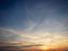 sky @ sunset