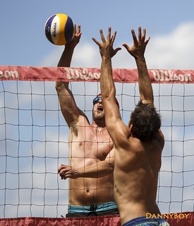 CQE#3  Beach volleyball Montreal, Ste-Agathe des Monts, Quebec