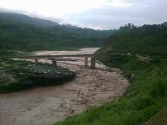 Flood in Poonch River at Gulpur AJ&K 2014 (aazr_caa) Tags: river flood azhar kotli 2014 hussain poonch khuiratta gulpur azharhussain flood2014 azharhashmikhuiratta