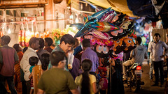 Ganesh Chaturthi at the Mapusa Market (Lovell D'souza) Tags: india goa celebrations ganesh elephantgod visarjan immersion mapusa ganpathi ganeshchaturthi mapusamarket vinayakchaturthi