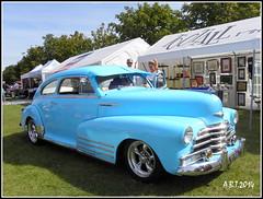 Chevrolet Freeline (Alan B Thompson) Tags: car suffolk transport picasa olympus ipswich 2014 nasc worldcars sp590uz