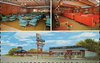 Motel Restaurant Laurier, St.-Hilaire, Quebec