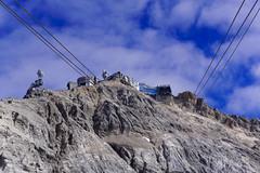 Die Zugspitze - Sony RX 100 II DXO 9.5 (Oberau-Online) Tags: bayern deutschland bavaria summit garmischpartenkirchen zugspitze gipfel sonyrx100 sonyrx100ii