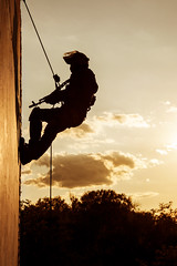 FRIES (zabielin) Tags: sunset urban silhouette studio soldier army us gun counter mask background military helmet fast police terrorist security rope special equipment fries terrorism hanging law enforcement vest copyspace anti spec insertion tactics officer lawenforcement patrol operator rappelling swat gi weapons forces ops commando extraction spie firearms armed specialforces swatteam descending roping tactical antiterrorism antiterror alpinist specops fastroping