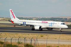 AIR EUROPA ERJ-190 EC-KYO (Adrian.kissane) Tags: madrid aireuropa erj190 0276 eckyo