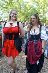 King Richard's Faire week 2 (Julie Dennehy) Tags: king contest cleavage kingrichardsfaire specialevent