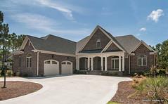 Plan #1137-The Evangeline (Donald Gardner) Tags: ranch house brick home exterior interior traditional blueprint craftsman floorplans evangeline 1137 housedesign homedesign onestory houseplans homeplans donaldgardner