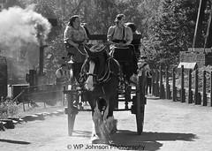 Victorian Transport (WP Johnson Photography) Tags: borderfx