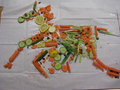 Art and Craft with Healthy Eating