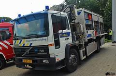 Volvo ongevallenbestrijding (Romar Keijser) Tags: 6 volvo nederland rail container pro fl opendag containers spoor supercharger 175 vrachtwagen jaar kraan prorail vrachtauto hiab kijfhoek ongevallen fl6 ongevallenbestrijding