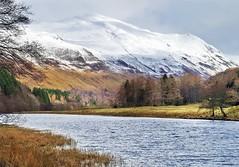 The river Lyon (eric robb niven) Tags: ericrobbniven scotland glenlyon river lyon landscape