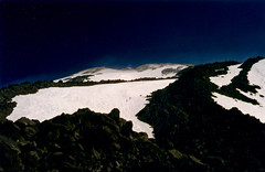 Monitor Ridge Route (1999) (Xevi V) Tags: volcano mountsainthelens cascaderange monitorridgeroute mountains mountain