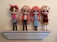 Beautiful Blythe girls