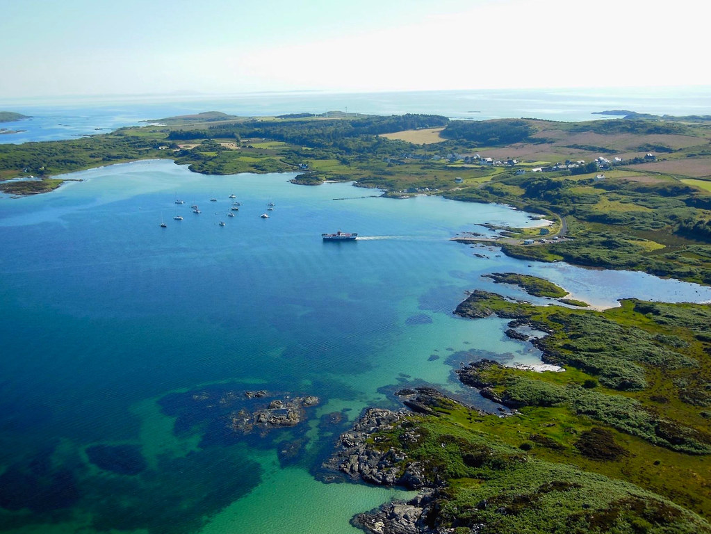 Image result for isle of gigha beach