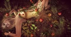 The garden of Eden. (delilahhannu) Tags: hank irrisistible shop delilah hannu isis secretspy eve tentation mesh maitreya belleza slink hourglass fantasy clothes