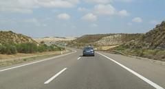 A-23-15 (European Roads) Tags: a23 autovía zaragoza zuera huesca españa aragón spain motorway