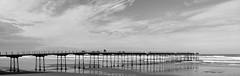 Saltburn Pier (robin denton) Tags: saltburn pier history historicbritain victorianarchitecture victorian architecture seaside eastcoast coast blackwhite blackandwhite bw monochrome samsungmobile